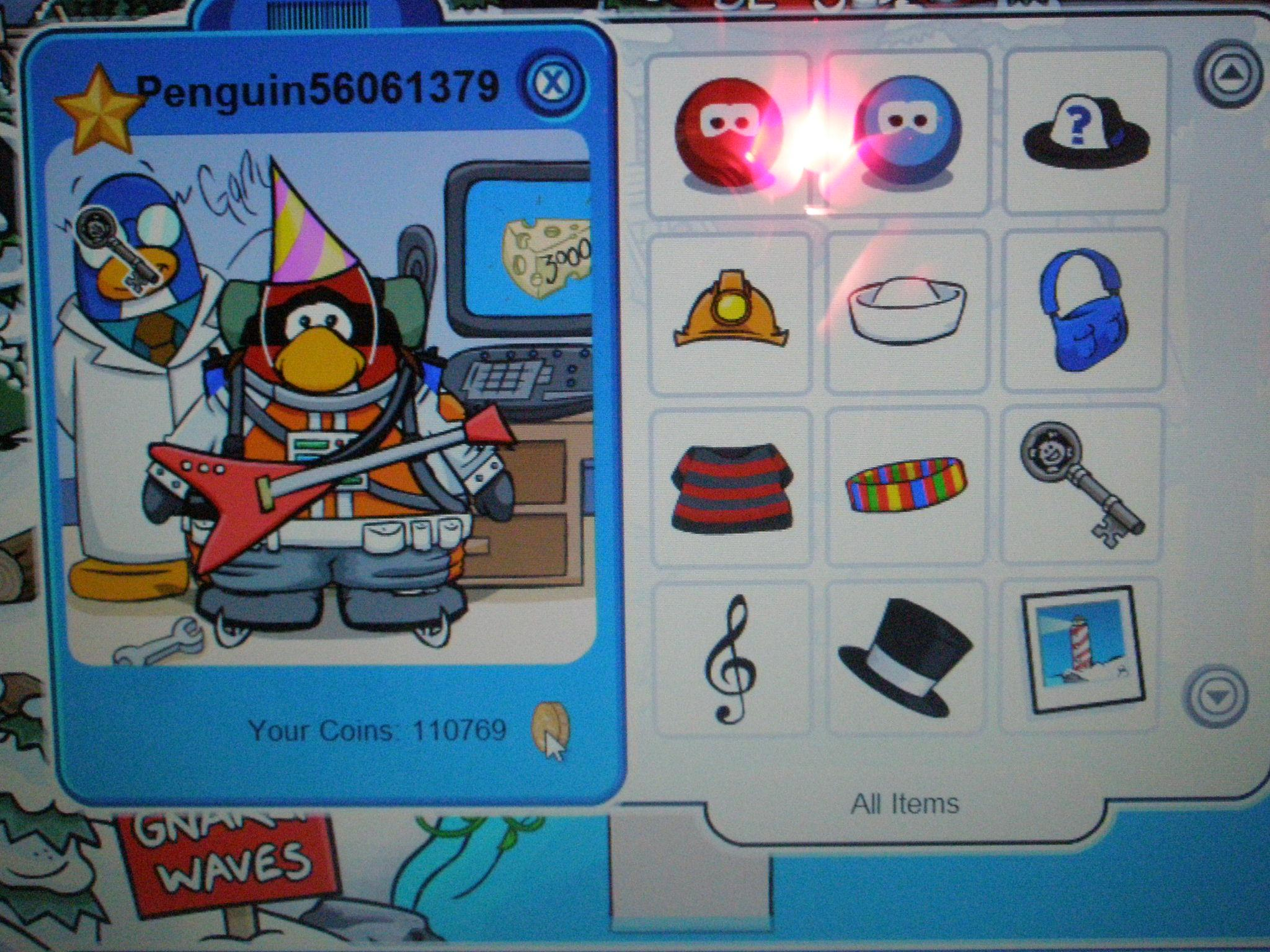 Pics club penguin carcat s clubpenguin page 3 - He Is 340 Days Old P4030226